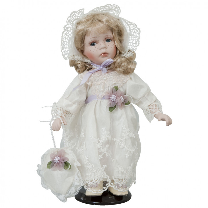 """Herrliche Puppe """"Mädchen"""" 30cm"""