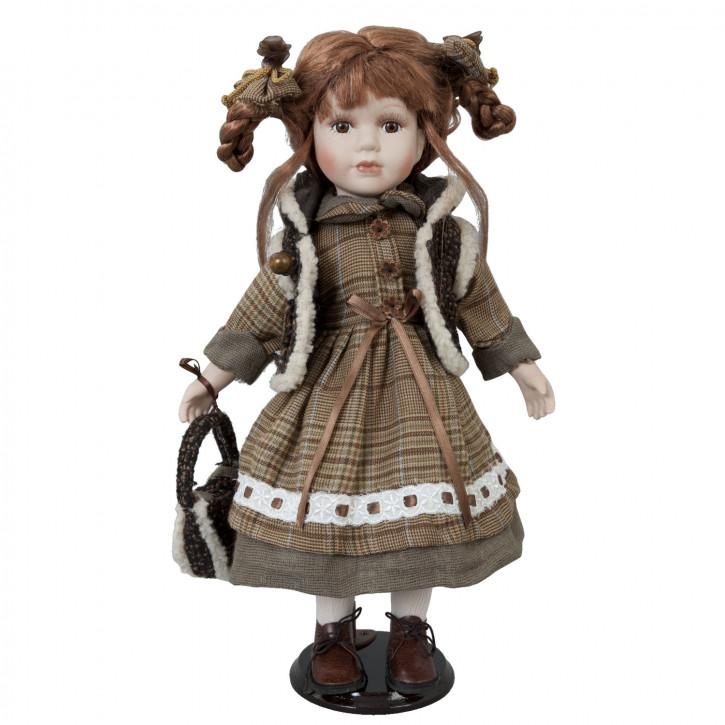 Deko Puppe Mädchen