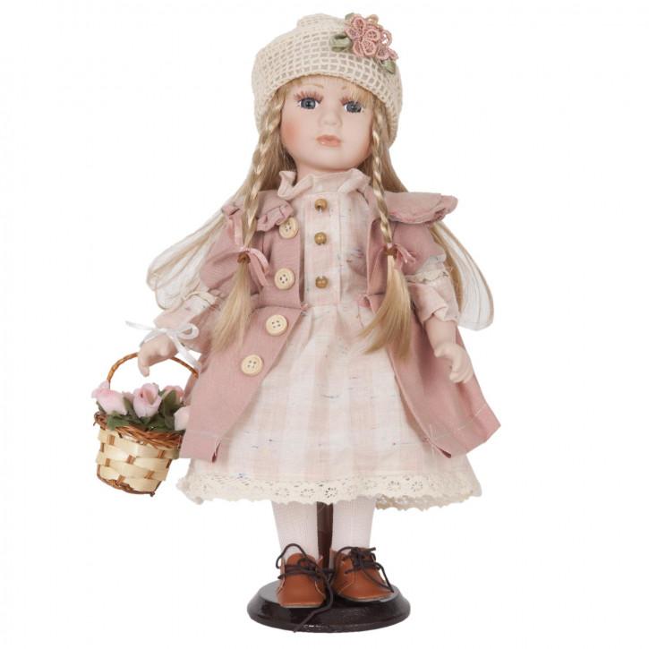 Decoration Doll 15x10x30 cm