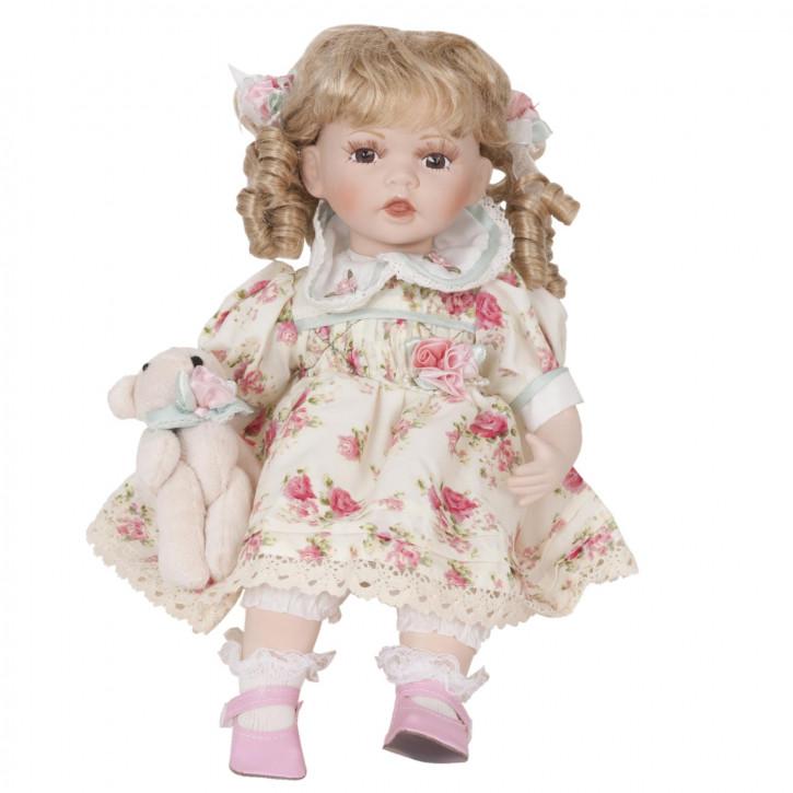 Decoration Doll 15x10x36 cm