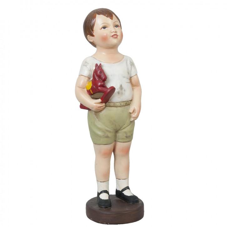 Kleiner Junge, Figur