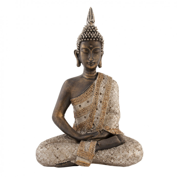 Buddah meditierend (Dhyana mudra)