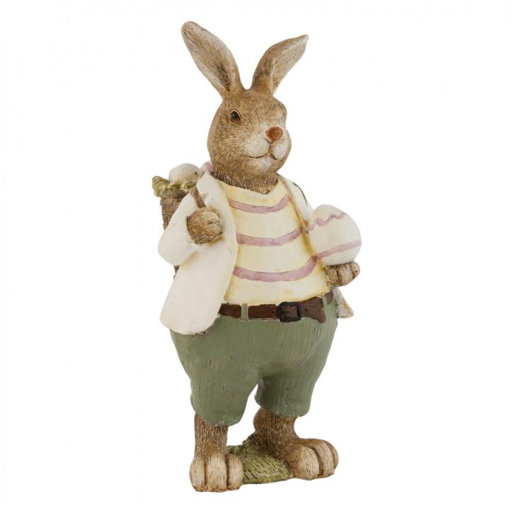 Deko Dekoration Figur Kaninchen Osterhase Hase ca. 22 cm
