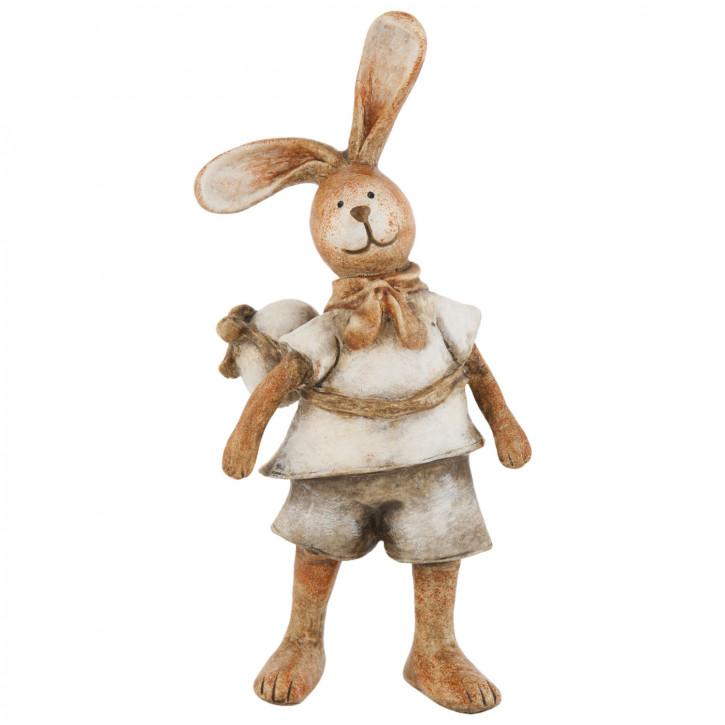 Deko Dekoration Figur Kaninchen Osterhase Hase ca. 16 cm