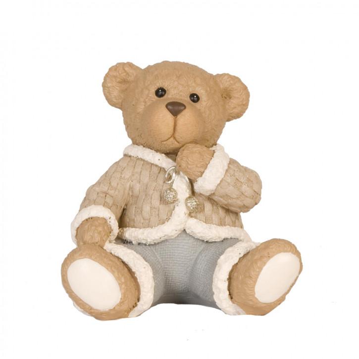 Bear 8x8x9 cm