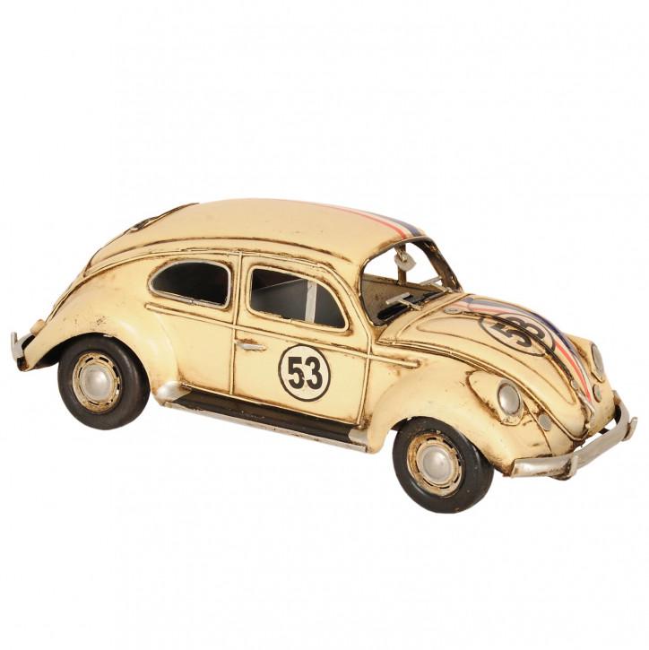 Modell Käfer aus Metall