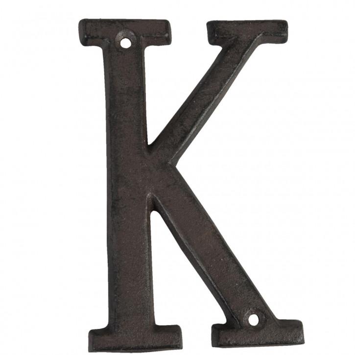 Buchstabe K 13 cm