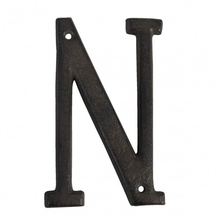 Buchstabe N 13 cm