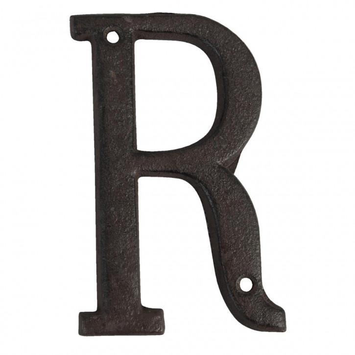 Buchstabe R 13 cm