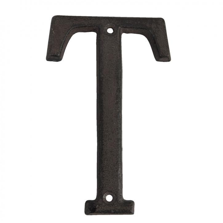 Buchstabe T 13 cm