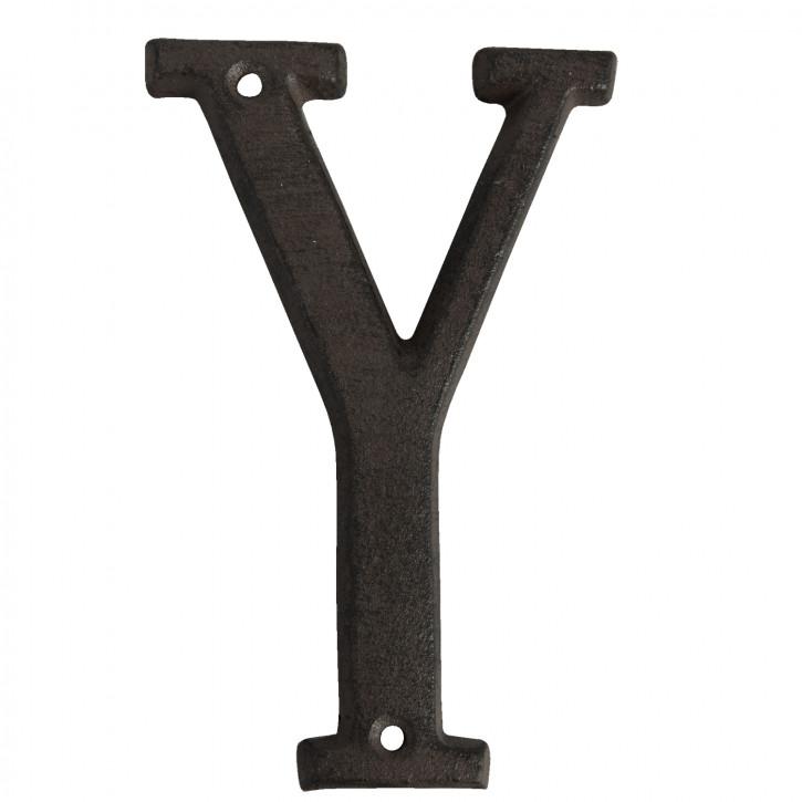 Buchstabe Y 13 cm