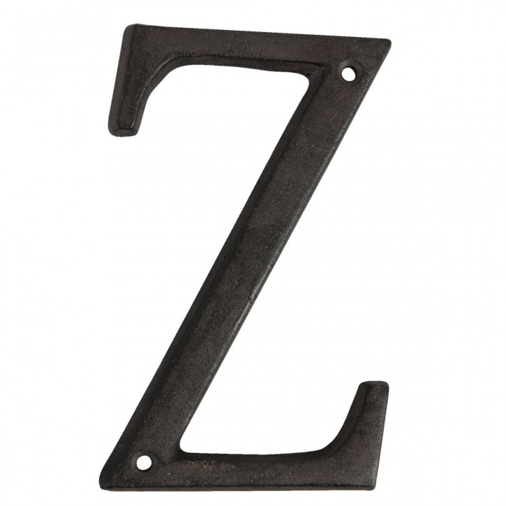 Buchstabe Z 13 cm