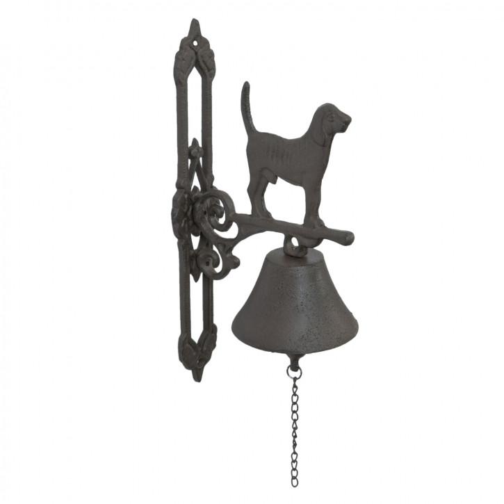 Türglocke Hund ca. 34 x 17 x 10 cm