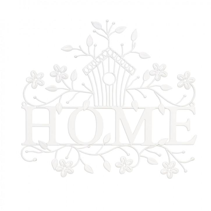 Home Dekorations Schild
