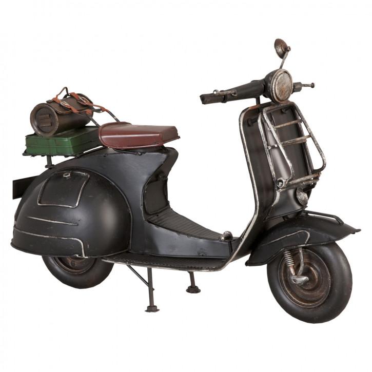 Blechmodel Scooter 31x11x20 cm