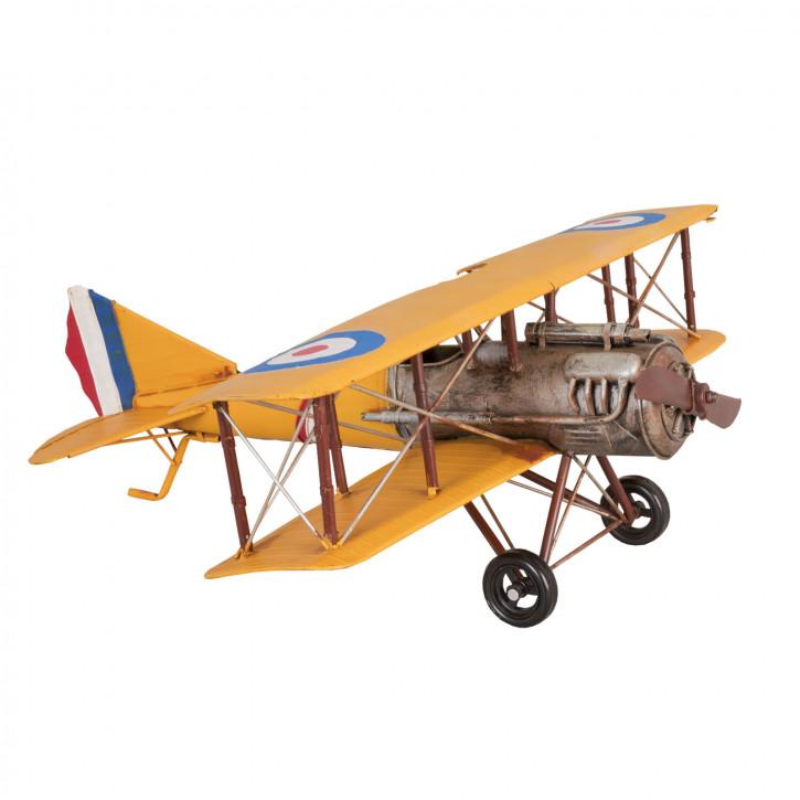 Modellflugzeut aus Metall