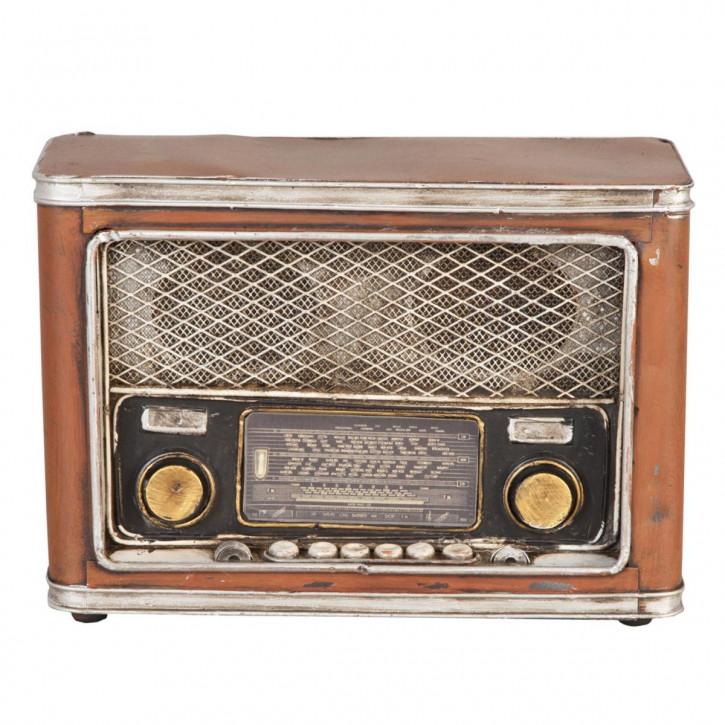 Spaarpot radio 24x10x16 cm