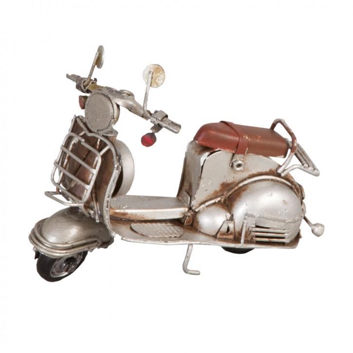 Modell Motorroller 11x5x8 cm
