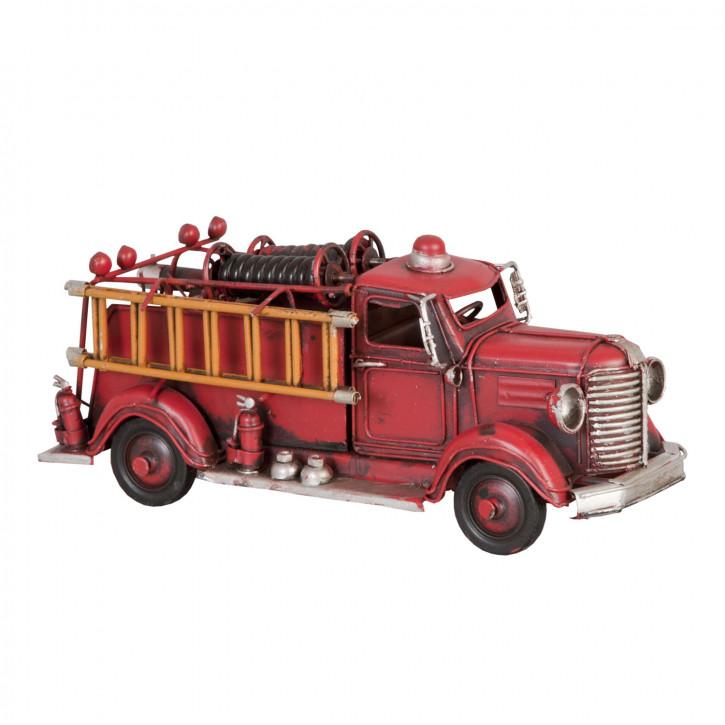 Modell Feuerwehrauto 23x8x10 cm