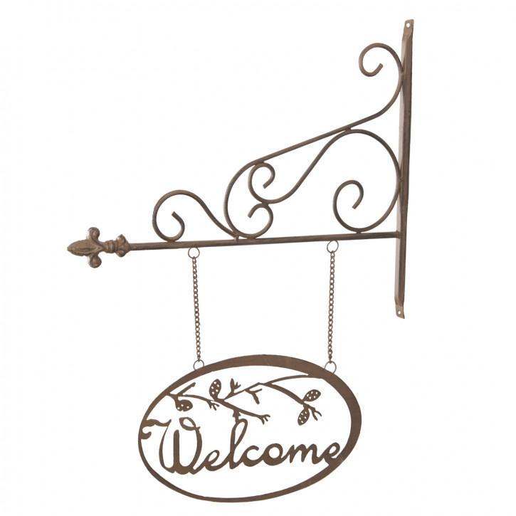 Signbord welkom 40*54 cm