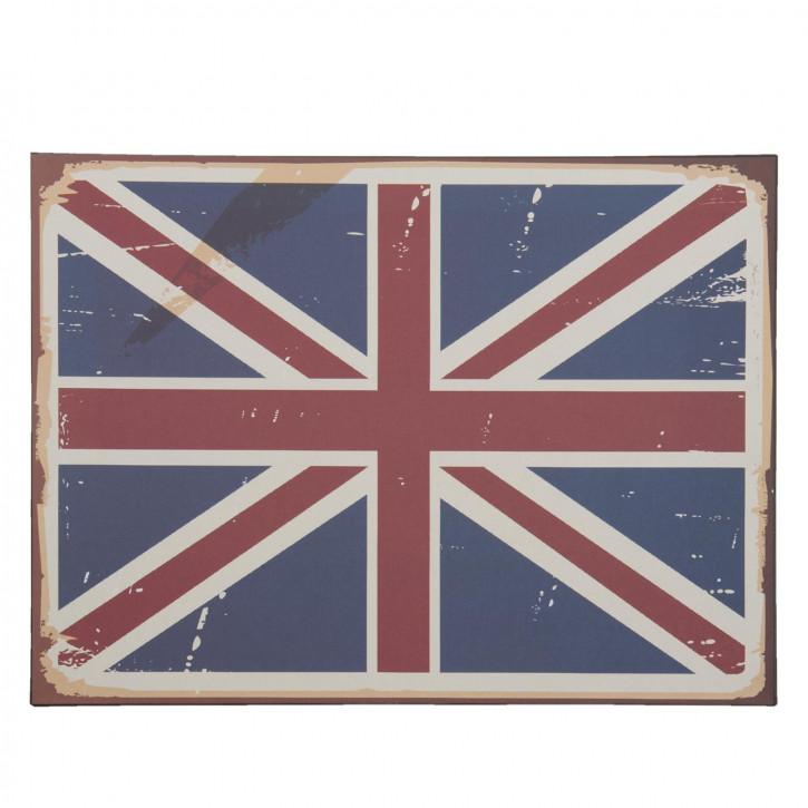 Schild Wandschild Blechschild Flagge Fahne Großbritannien ca. 40 x 30 cm