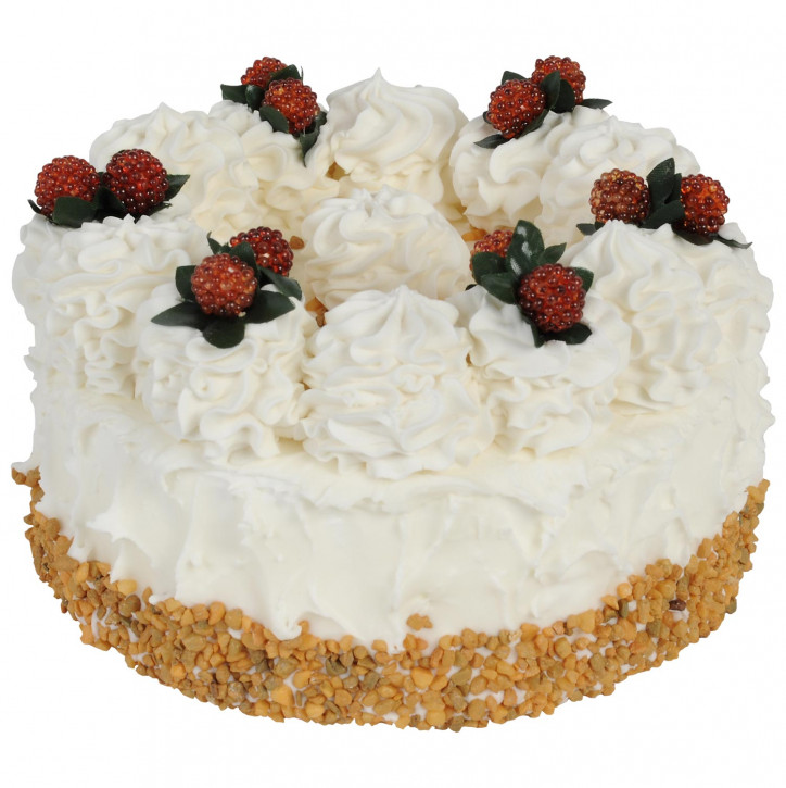 Cake  Sahnetörtchen wahnsinn  mit Frucht  Ø 15 cm(LM)