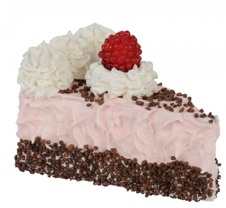 Cake   Sahnetörtchen  Buttercreme  wahnsinn  mit Frucht 12*9*8 cm(LM)