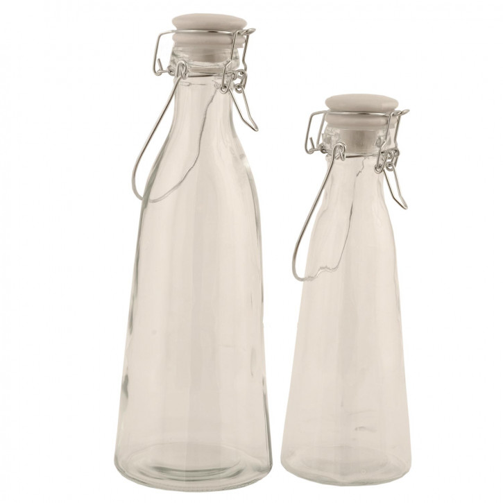 Bottle small 8*8*24 cm