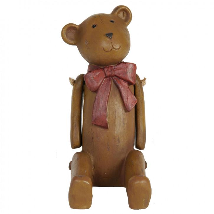 Schöner Deko Teddybär hellbraun