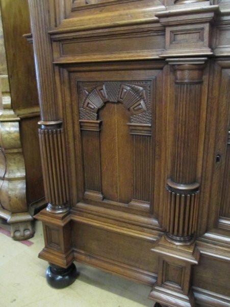 Antiker Wohnzimmerschrank Esszimmerschrank