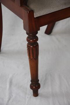 Stuhl - Mahagoni - Victorian