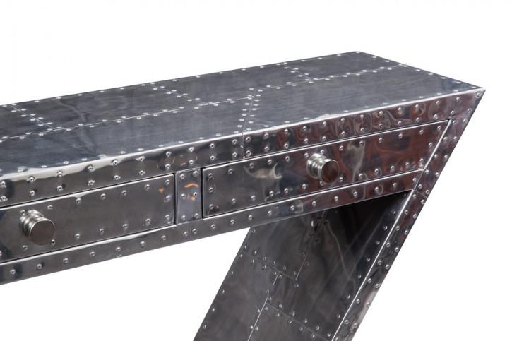 """""""DC3"""" Delta-Kommode mit zwei Schubladen"""