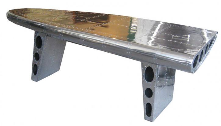 Schreibtisch Flügel DC3 Avion ohne Schublade