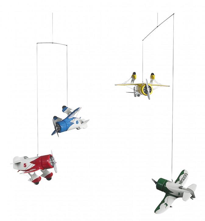 Modellflugzeug Mobile Gee-Bee Squadron