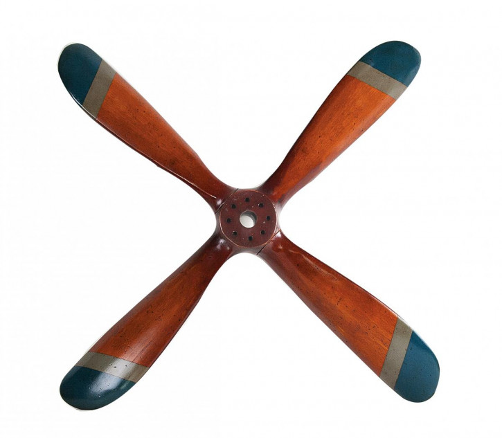 4-Blade Airplane Propeller