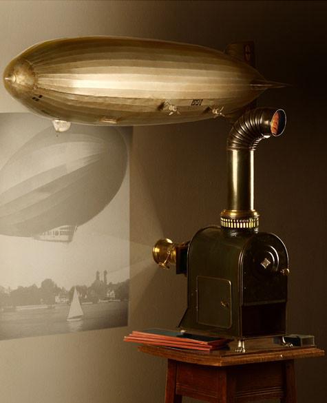 Zeppelin - Hindenburg