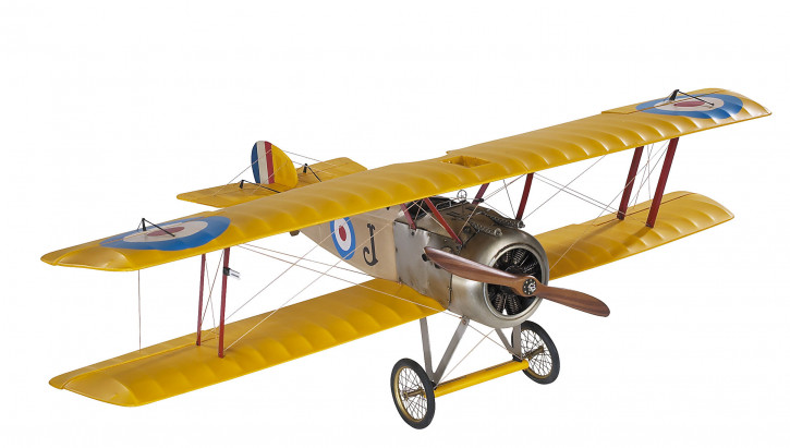 Modellflugzeug - Sopwith Camel, Medium