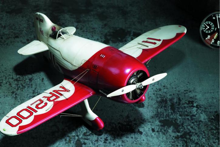 Modellflugzeug - Gee Bee #11 Speedster