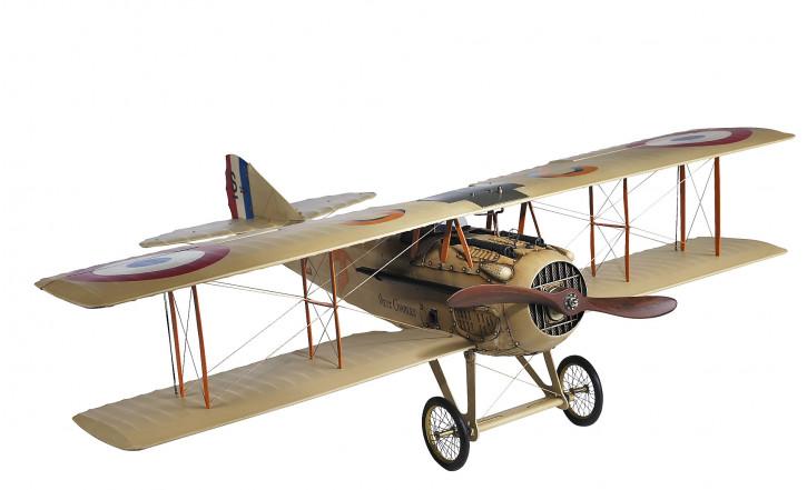 Modellflugzeug - Spad XIII, French