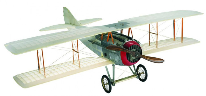 Modellflugzeug - Spad XIII, Transparent
