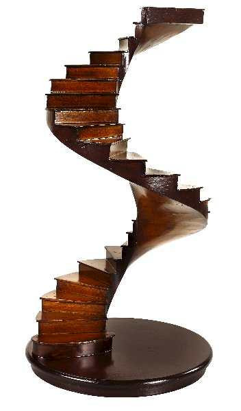 Treppe - Spiral Stairs
