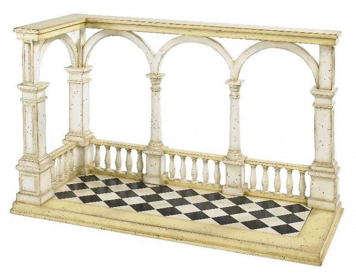 Loggia Model, Elfenbein