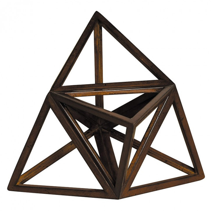 Elevated Tetrahedron