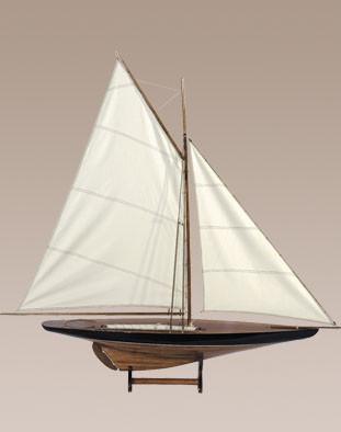 Schiff - Sail Model 1901, blau grün