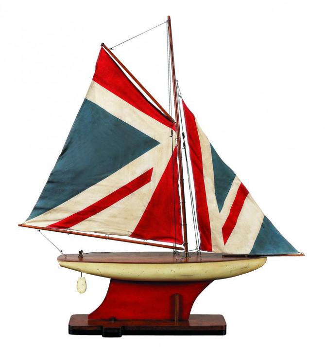 Schiff - Union Jack Pond Yacht