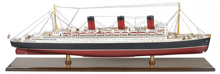 Schiff - Queen Mary