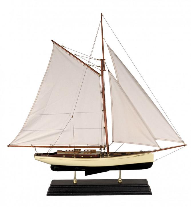 Schiff 1930er Classic Yacht, groß