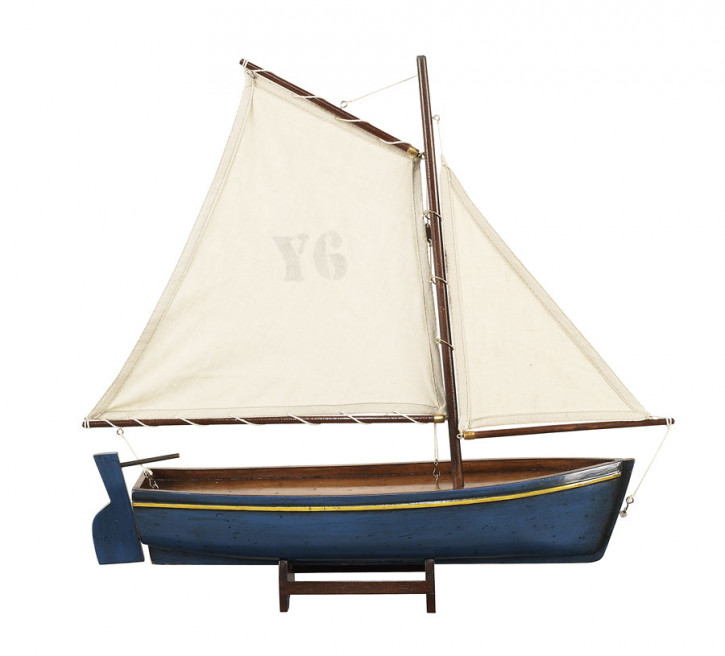 Schiff - Madeira Y9, blau