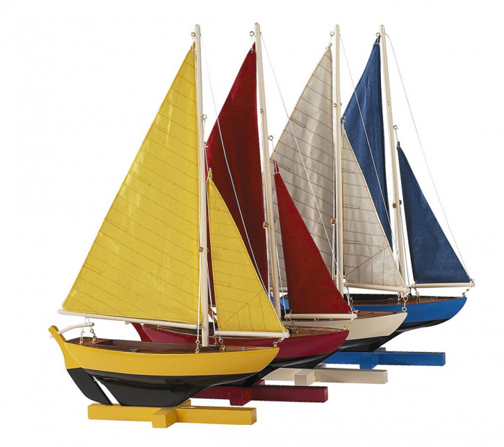 Schiff - Sunset Sailors 4er Set