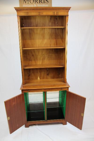 Bookcase Bücherschrank Wohnzimmerschrank Eibe